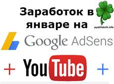 Adsense и Youtube